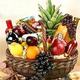 温馨时刻--水果礼篮